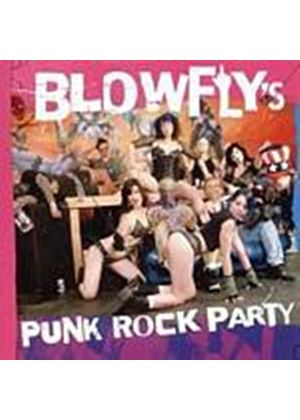 Blowfly - Blowflys Punk Rock Party (Music CD)