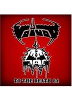 Voivod - To the Death 84 (Music CD)