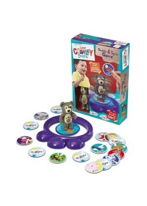 Little Charley Bear - Guess & Spin Game