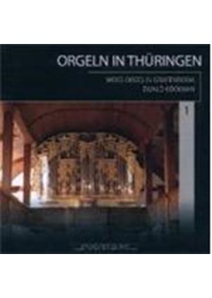 (The) Historic Organ in Thuringen