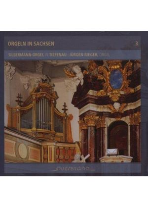 Various Composers - Organ Music From The Silbermann Organ Of Tiefenau (Rieger) (Music CD)