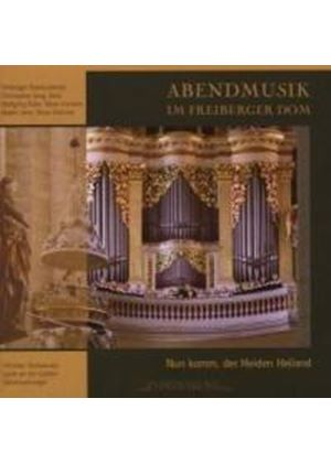 VARIOUS COMPOSERS - Evening Music In Freiburg Cathedral (Skobowsky)