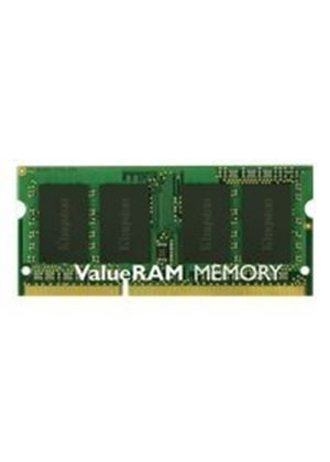 Kingston ValueRAM memory - 8 GB - SO DIMM 204-pin - DDR3