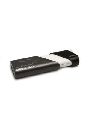 KINGSTON DTE30/32GB USB Flash Memory 32GB USB 3.0 DataTraveler Elite - (Storage Flash & USB Memory)