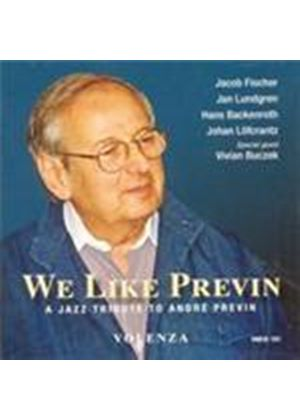 Jan Lundgren & Swedish Connection - We Like Previn (A Jazz Tribute) (Music CD)