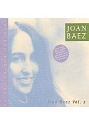 Joan Baez - Joan Baez Vol. 2 (Music CD)