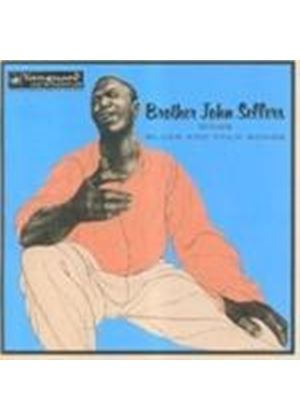 Brother John Sellers - Sings Blues And Folk Songs (Music CD)