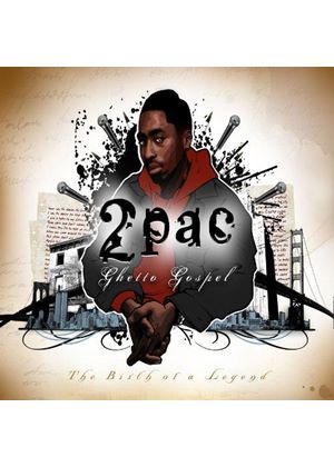 2Pac - Ghetto Gospel (Music CD)