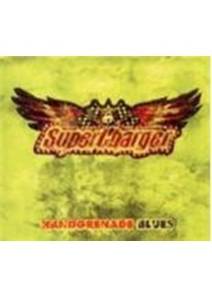Supercharger - Handgrenade Blues (Music CD)
