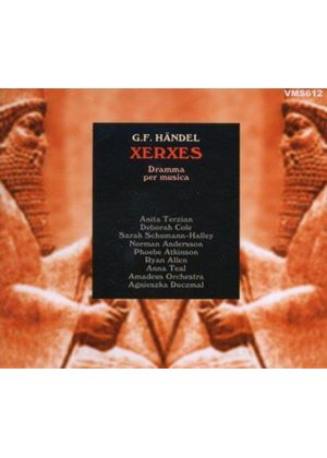 George Frideric Handel - Serse (Duczmal, Soloists, Amadeus Orchestra) (Music CD)