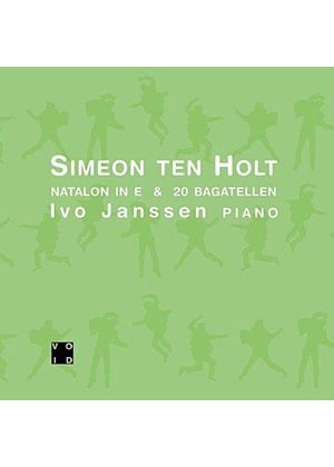 Simeon Ten Holt - Natalon In E And 20 Bagatellen (Janssen)