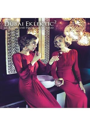 Various Artists - Dubai Eklektic, Vol. 2 (Mixed by Nicholas Sechaud/Mixed by Ravin) (Music CD)