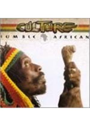 Culture - Humble African (Music CD)