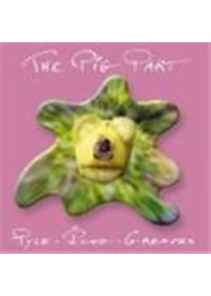 Pip Pyle & J Greaves - Pig Part Project (Music Cd)