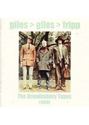 Giles  Giles & Fripp - Giles/Giles/Fripp - The Brondesbury Tapes (Music CD)