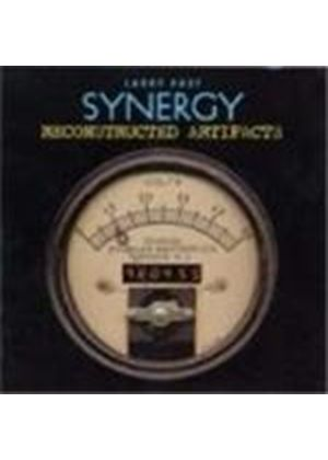 Synergy - Reconstructed Artifacts (Music Cd)