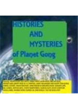 Gong - History & Mystery (Music Cd)