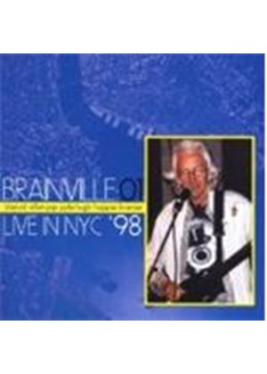 Daevid Allan - Brainville At The Knitting Fac (Music Cd)