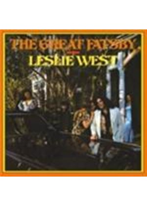 Leslie West - The Great Fatsby (Music CD)