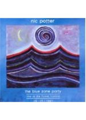 Nic Potter - Blue Zone Party Live 1991, The (Music CD)