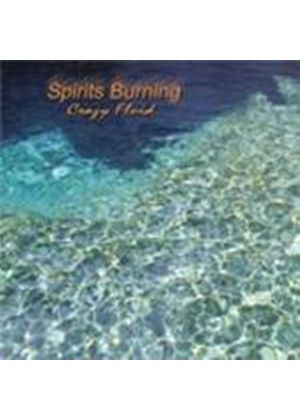 Spirits Burning - Crazy Fluid (Music CD)