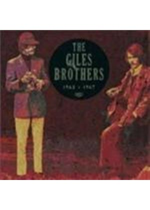 Giles Brothers - 1962-1967 (Music CD)