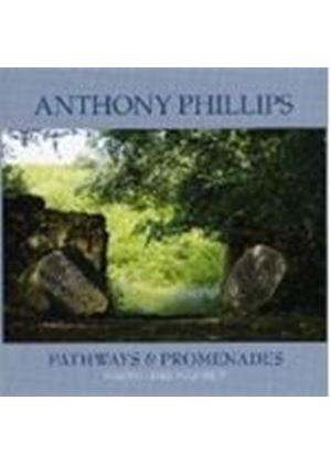 Anthony Phillips - Missing Links Vol.4 (Pathways) (Music CD)