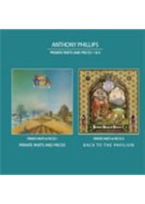 Anthony Phillips - Private Parts And Pieces Vol.1-2 (Music CD)