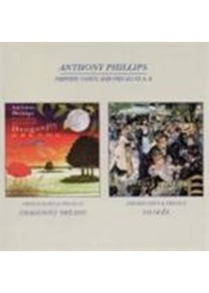 Anthony Phillips - Private Parts And Pieces Vol.9 & 10 (Music CD)