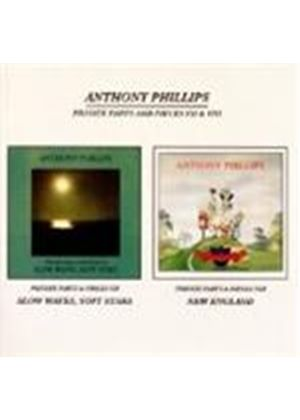 Anthony Phillips - Private Parts And Pieces Vol.7 & 8 (Music CD)