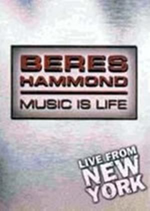 Beres Hammond - Live From New York