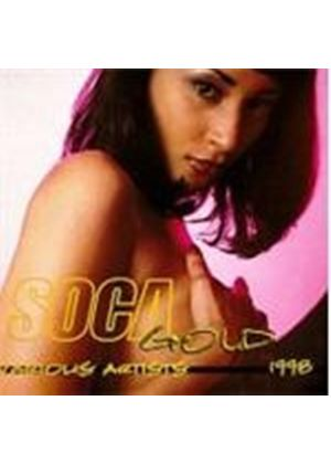 Various Artists - Soca Gold 98 (Music CD)