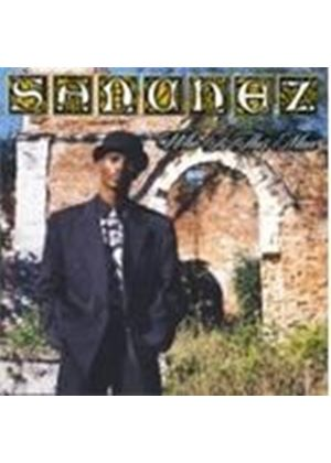Sanchez - Who Is This Man (Music CD)