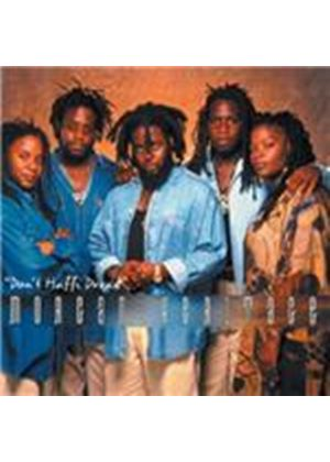 Morgan Heritage - Don't Haffi Dread (Music CD)