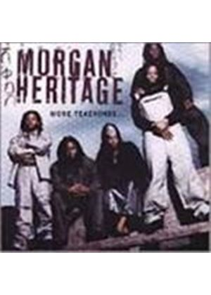 Morgan Heritage - More Teachings (Music CD)