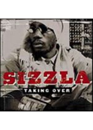 Sizzla - Taking Over (Music CD)