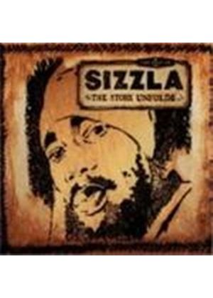 Sizzla - The Story Unfolds (Music CD)