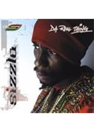 Sizzla - Da Real Thing (Music CD)