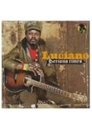 Luciano - Serious Times (Music CD)