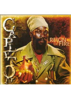 Capleton - Reign Of Fire (Music CD)