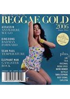 Various Artists - Reggae Gold 2006 [CD+DVD]