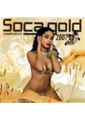 Various Artists - Soca Gold 2007 (Music CD)