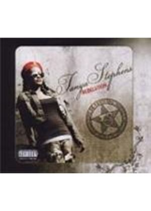 Tanya Stephens - Rebelution (Music CD)