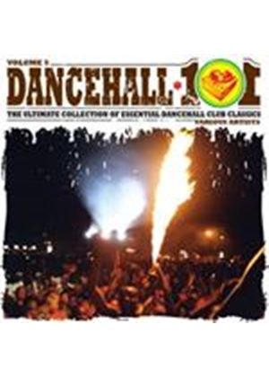 Various Artists - Dancehall 101 Vol.5 (Music CD)