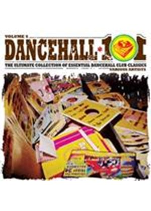 Various Artists - Dancehall 101 Vol.6 (Music CD)