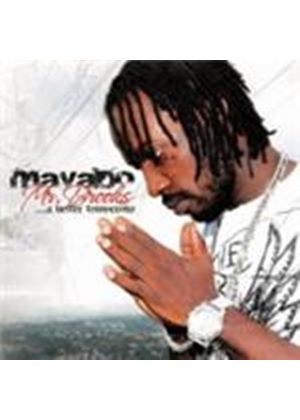 Mavado - Mr. Brooks... A Better Tomorrow [PA] (Music CD)
