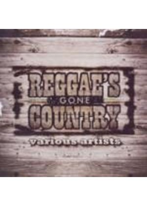 Various Artists - Reggae's Gone Country (Music CD)