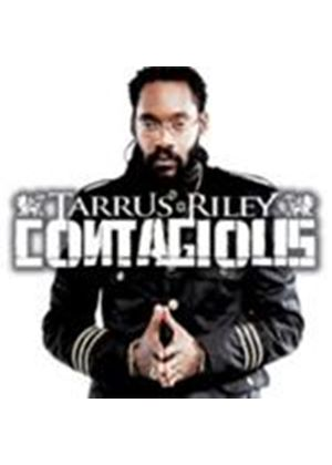Tarrus Riley - Contagious (Music CD)