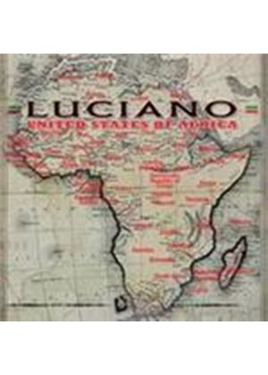 Luciano - United States Of Africa (Music CD)