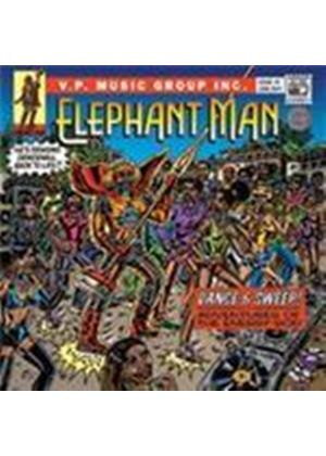 Elephant Man - Dance And Sweep (Adventures Of The Energy God) (Music CD)
